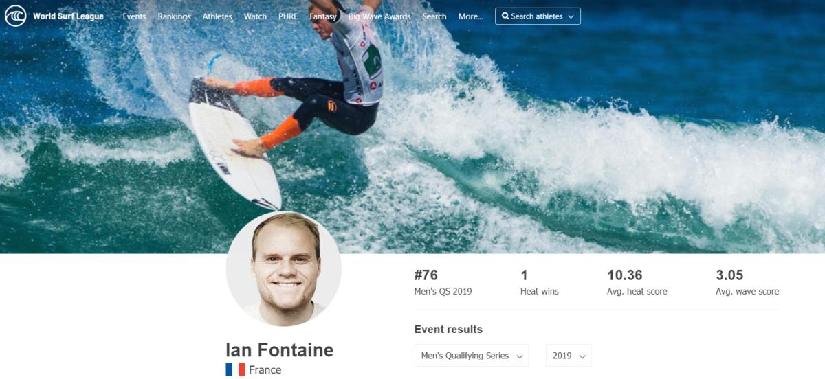 Surfeur argent site de rencontre